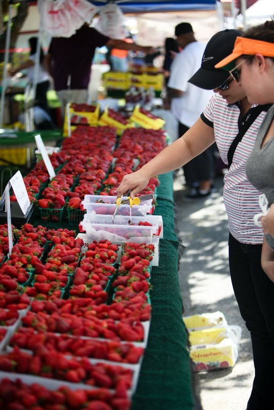 Enjoy all things berry at the annual BerryFest this Mother's Day weekend. Photo courtesy of  Placer County Fair and Events Center.