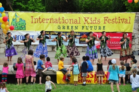 The 9th Annual International Kids Festival takes place this Saturday, May 25, in William Land Park.